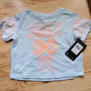 Nike Size 4 Tshirt